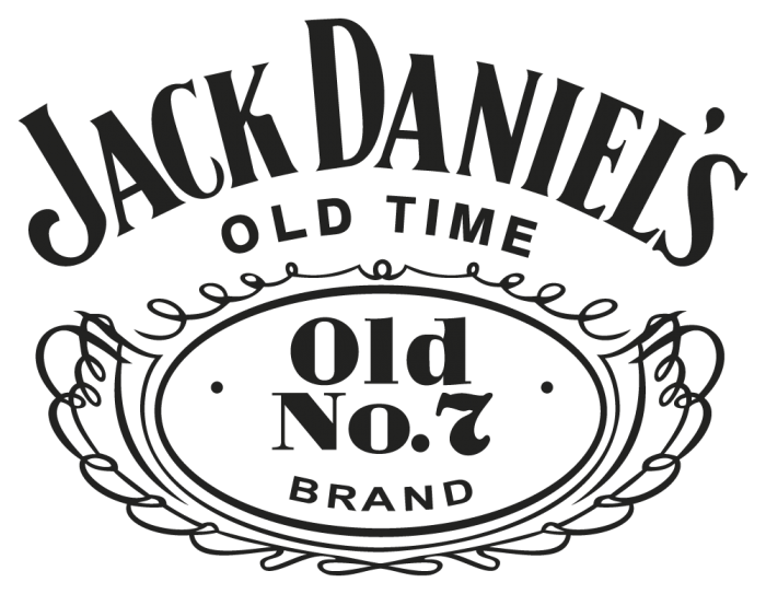 Jack Daniels logo and symbol, meaning, history, PNG