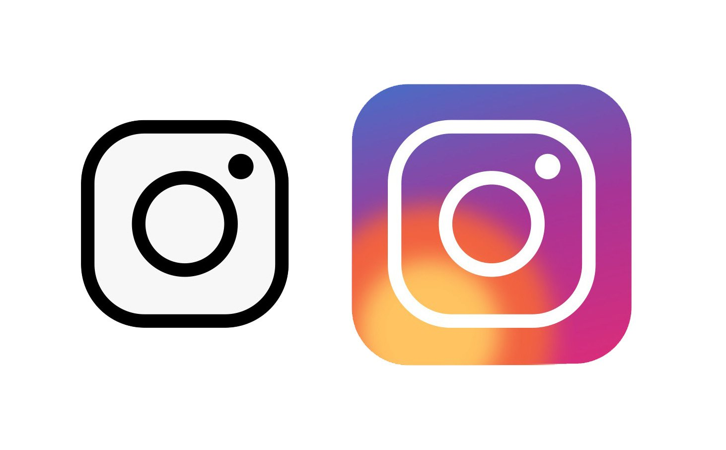 meaning instagram logo and symbol