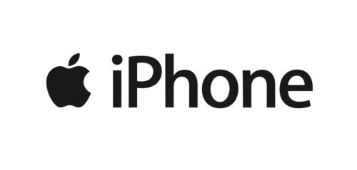 Symbol iPhone logo