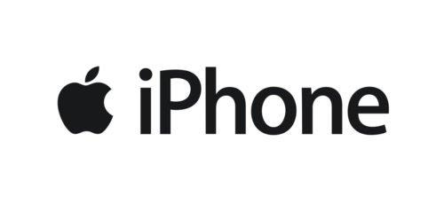 Symbol iPhone logo