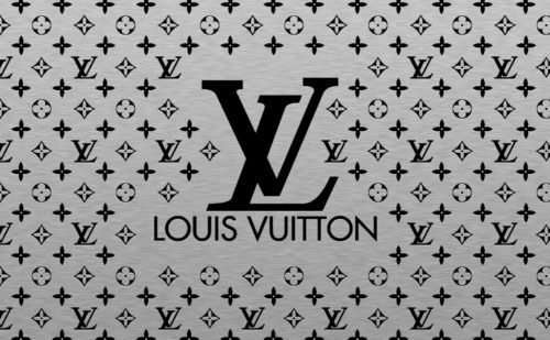 Color Louis Vuitton Logo