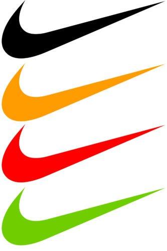 Color Nike Logo