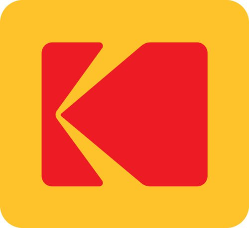 Color of the Kodak Logo
