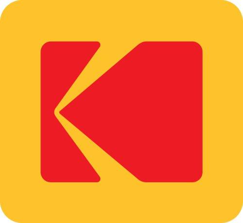 Color of the Kodak Logo