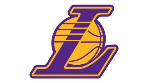 Color of the Lakers Logo