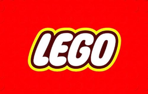 Color of the Lego Logo