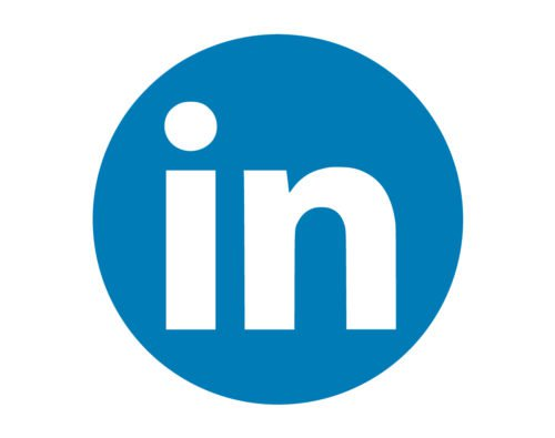Color of the LinkedIn Logo