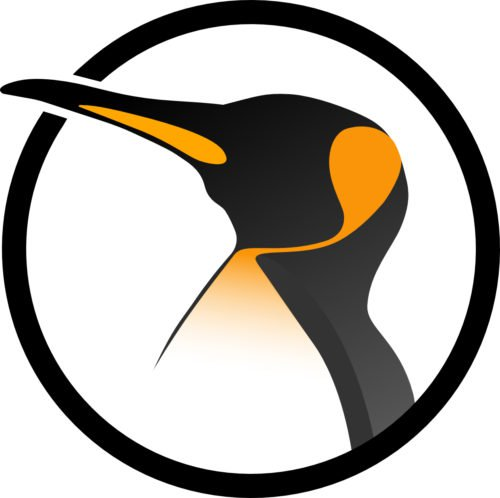 Color of the Linux Logo