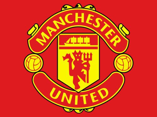 Color of the Manchester United Logo