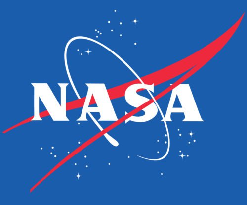 Color of the NASA Logo