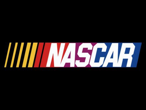 Color of the NASCAR Logo