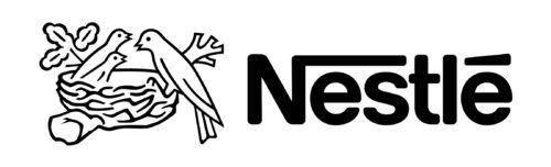 Color of the Nestle Logo