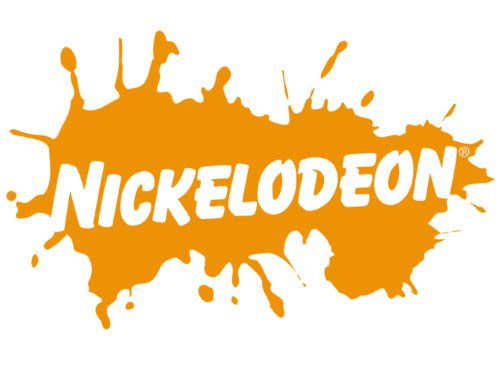 Color of the Nickelodeon Logo