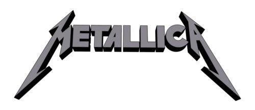 Font Metallica Logo