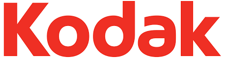 Font of the Kodak Logo