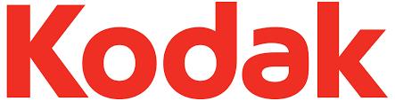 Font of the Kodak Logo