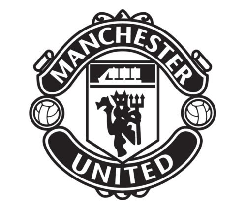 Font of the Manchester United Logo