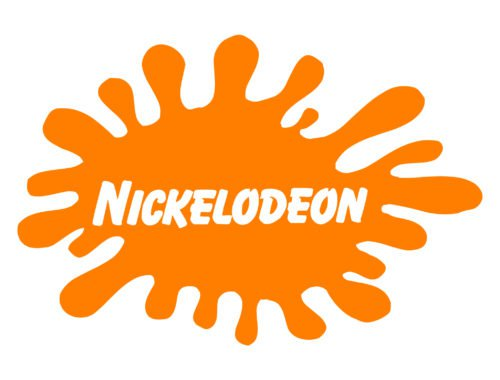 Font of the Nickelodeon Logo