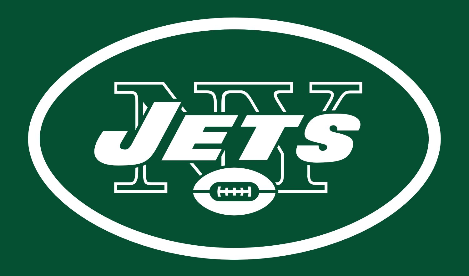 The NY Jets Logo Which Was Accepted In 1998 And Is Still Use A Modified Version Of 1966 Unlike Its Ancestor It Oval Shaped