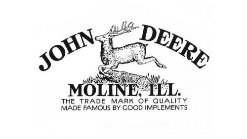 John Deere Logo 1912