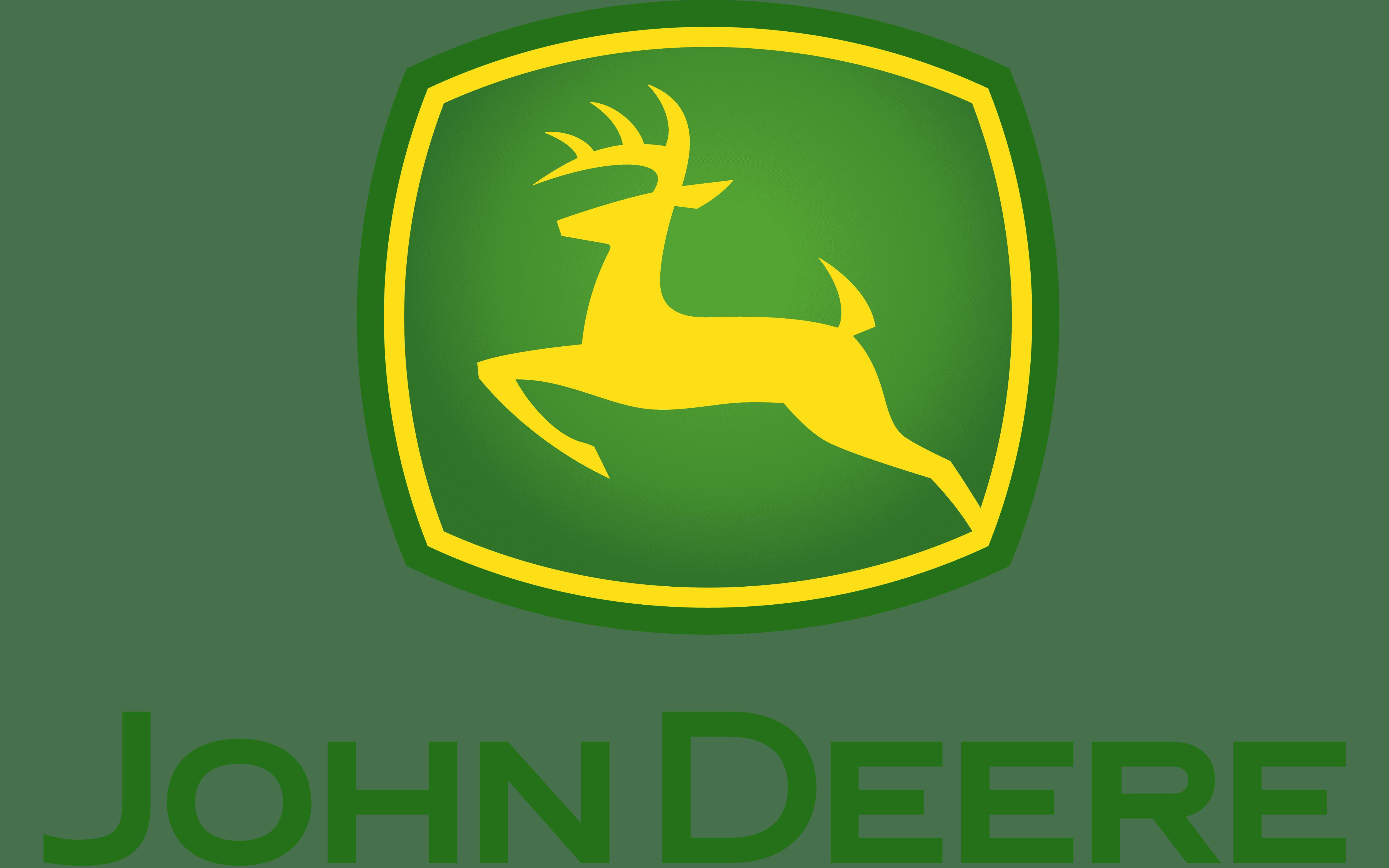 John Deere Logo, John ...