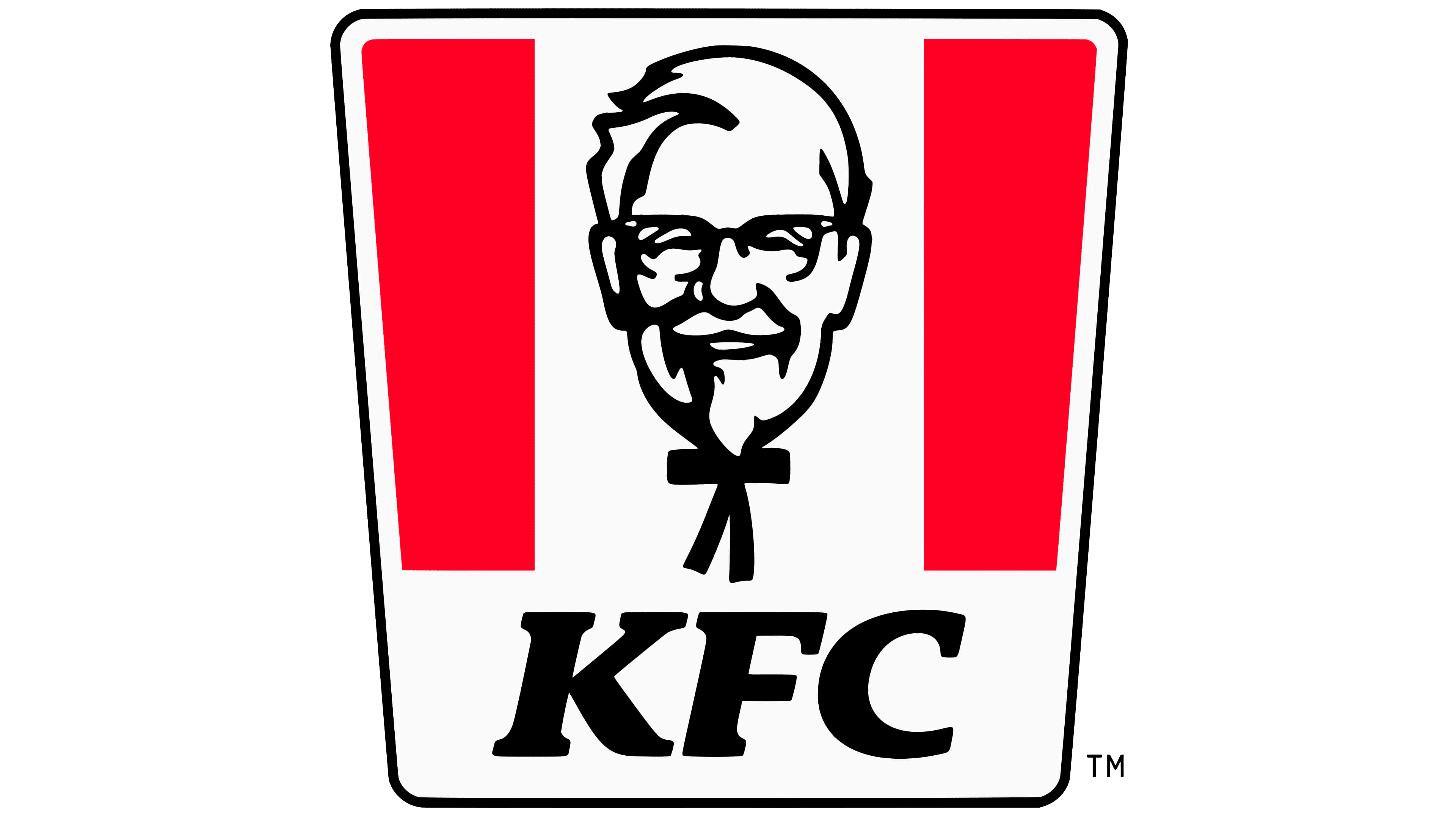 KFC was the third most mentioned food brand in Twitch chats for June
