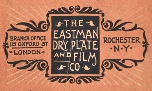 Kodak Logo 1889