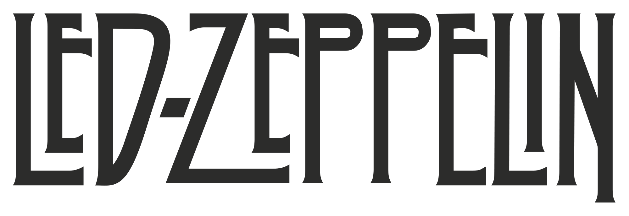 Led Zeppelin Logo, Led Zeppelin Symbol Meaning, History and Evolution