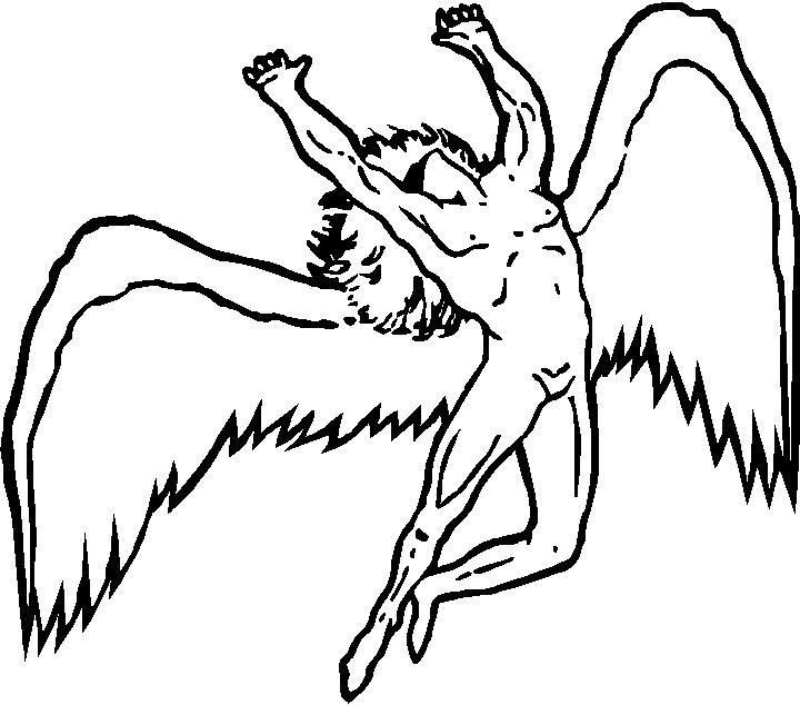 Led Zeppelin Logo Led Zeppelin Symbol Meaning History And Evolution