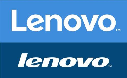 Lenovo new logo