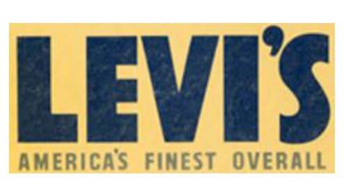 Levis Logo 1943