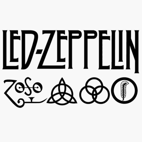 Logo Led-Zeppelin