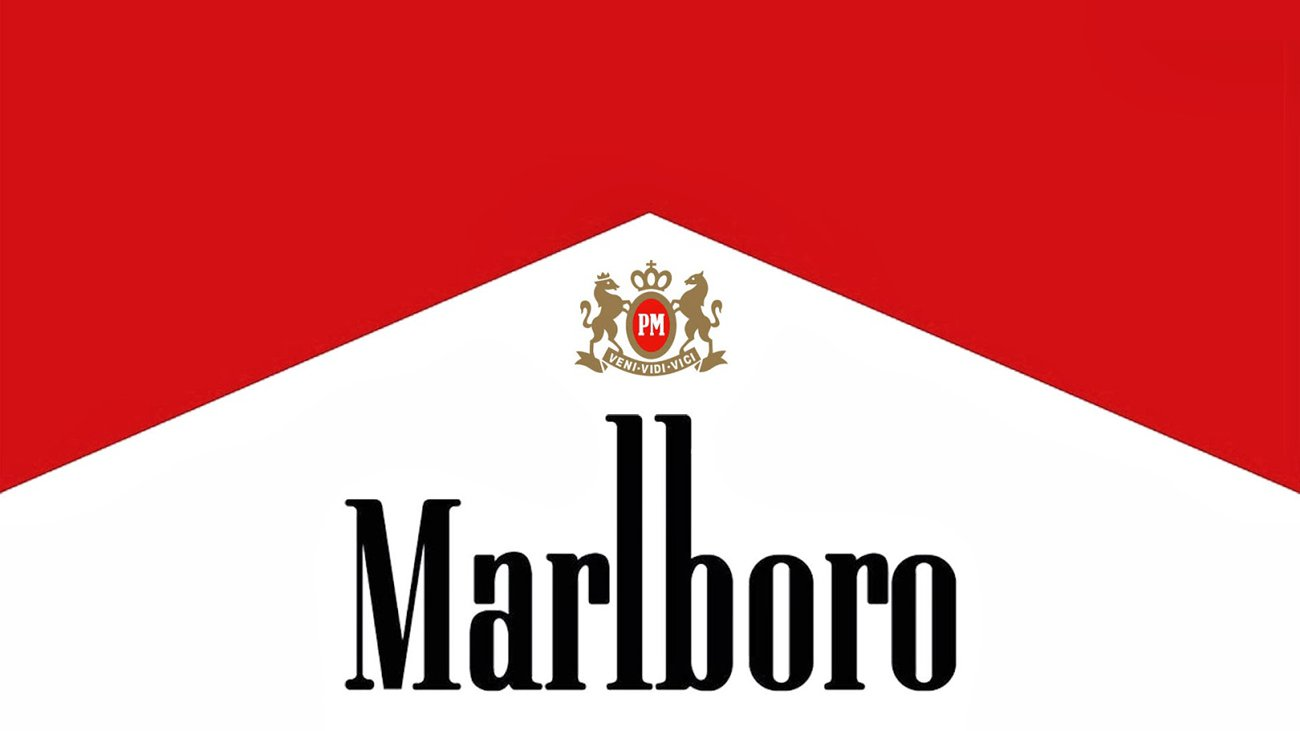 marlboro logo marlboro symbol meaning history and evolution. Black Bedroom Furniture Sets. Home Design Ideas