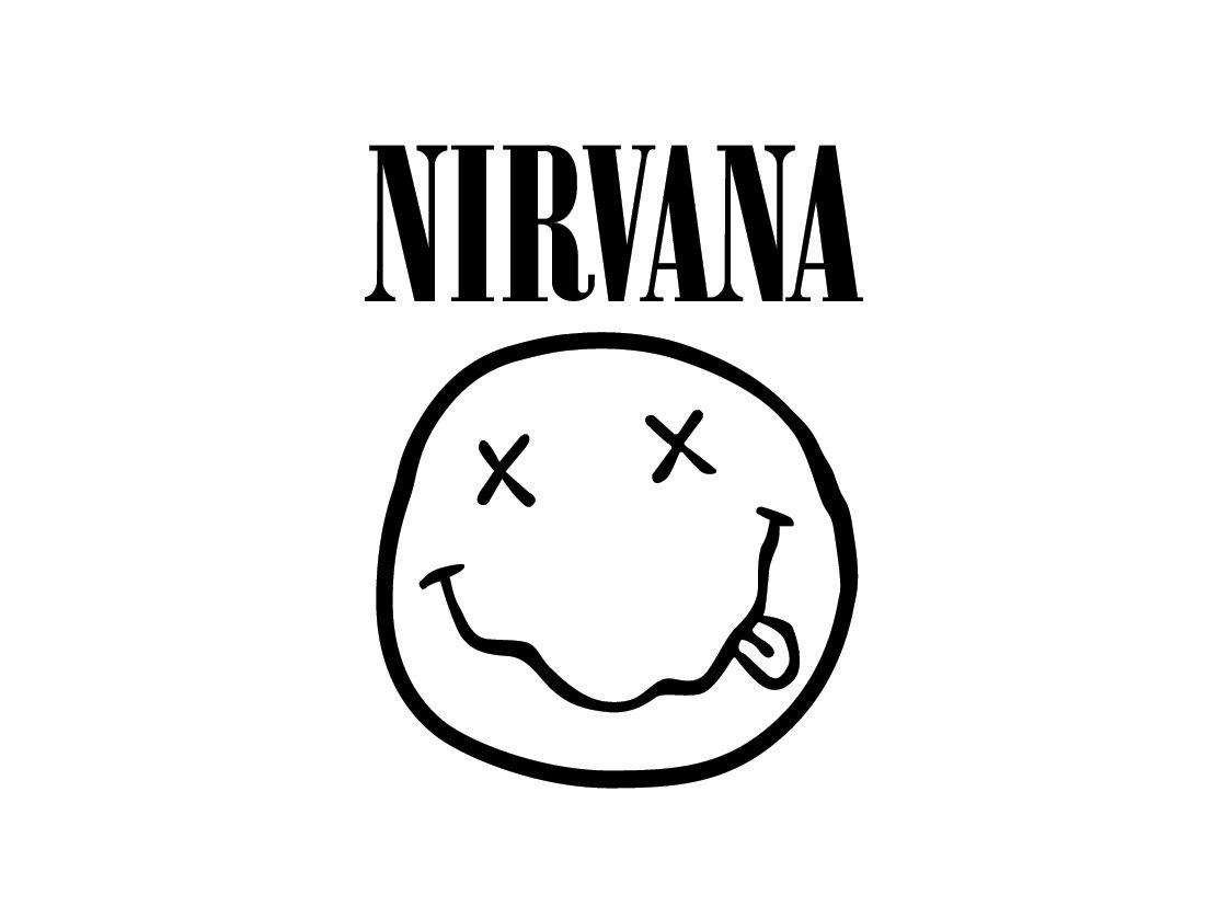Used Car Logos >> Nirvana Logo, Nirvana Symbol Meaning, History and Evolution