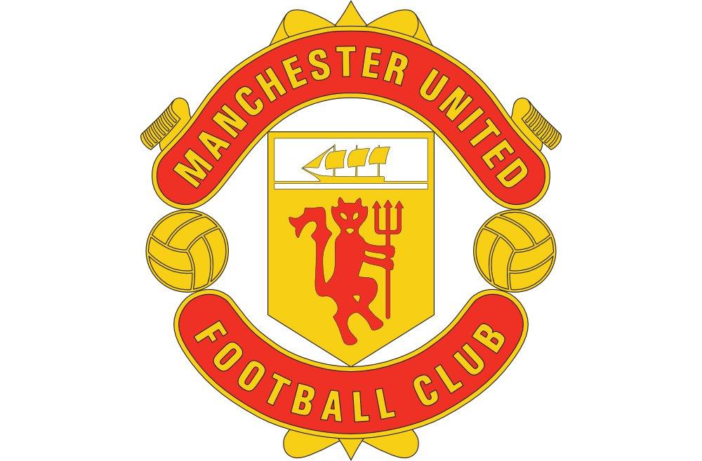 manchester united logo manchester united symbol meaning history rh 1000logos net man united logo 256x256 man united logo dream league soccer
