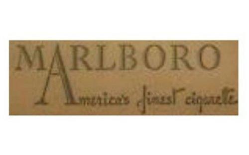 Marlboro Logo-1931
