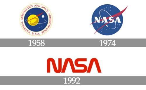 NASA-logo-history