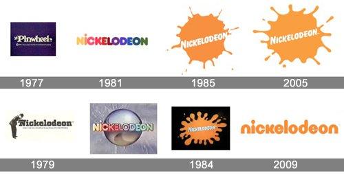 Nickelodeon Logo history
