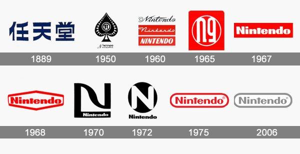 Nintendo Logo, Nintendo Symbol Meaning, History and Evolution