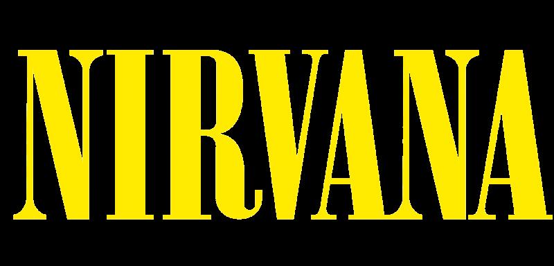 Nirvana Logo 1989