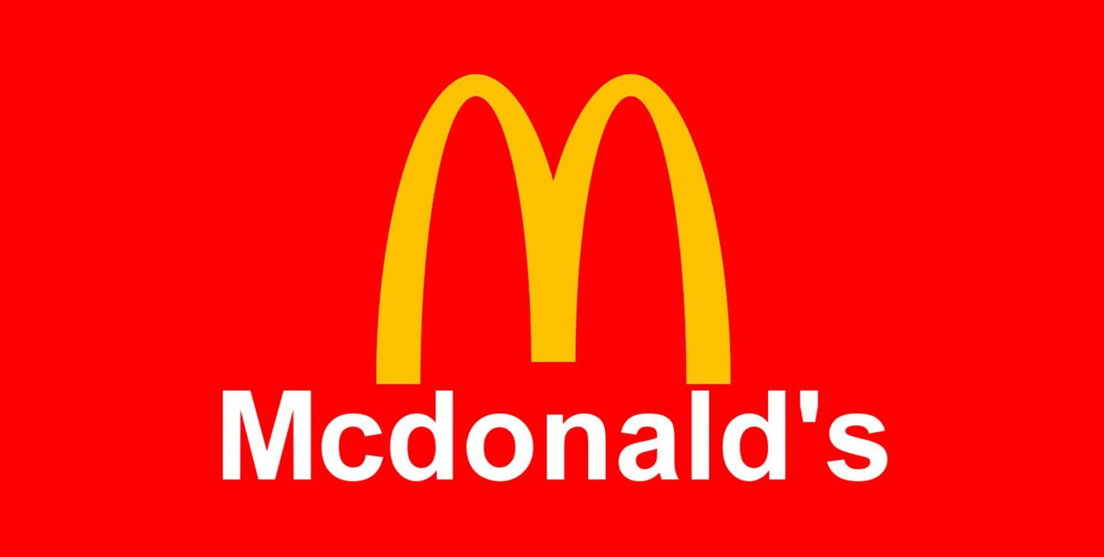 McDonalds logo and symbol, meaning, history, PNG