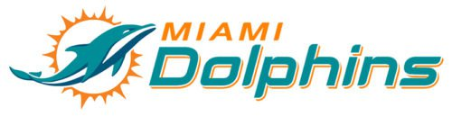 Color Miami Dolphins Logo