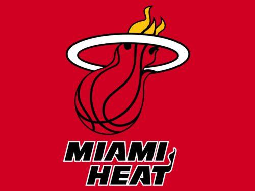 Color Miami Heat Logo