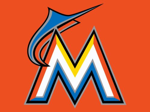 Color Miami Marlins Logo