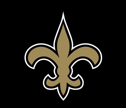 Color New Orleans Saints Logo