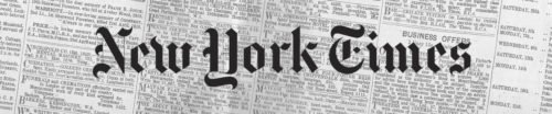 Color New York Times Logo