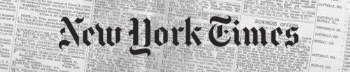 Color New York Times Logo