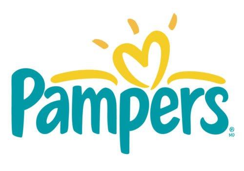 Color Pampers Logo