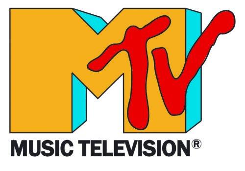Font MTV Logo