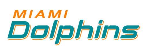 Font Miami Dolphins Logo